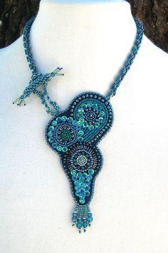 Beautiful beadwork...boho jewelry