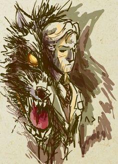 Professor Remus John Lupin