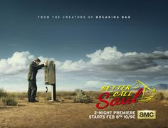 #‎BetterCallSaul‬ is well acted with great writing! It's just a shame the pacing feels a little off.