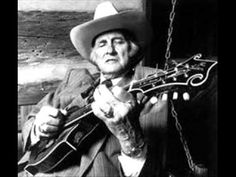"Bill Monroe And The Bluegrass Boys Sing ""In The Pines"" - YouTube"
