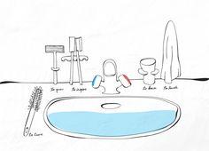 DraftFCB Illustration, Design, Illustrations