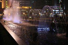 Renmin Square, Chengdu, China