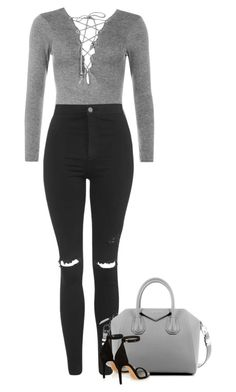 """Angel"" by fanny483 ❤ liked on Polyvore featuring WearAll, Topshop, Givenchy and Isabel Marant"