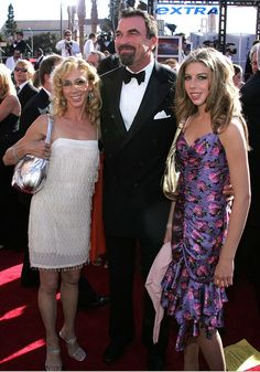 Tom Selleck Photos - Tom Selleck and family attends the Annual Primetime Emmy Awards at the Shrine Auditorium September 2004 in Los Angeles, California. Mustache Men, Real Movies, Tom Selleck, Blue Bloods, Clint Eastwood, Celebs, Celebrities, Classic Movies, Movie Stars