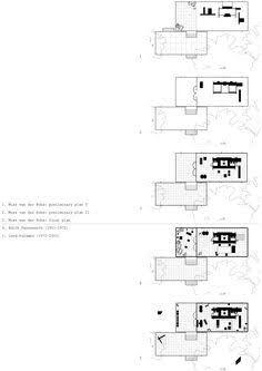 farnsworth house versions