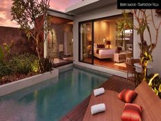 Bali Berry Amour Villas by Avilla Hospitality Indonesia, Asia Set in a prime location of Bali, Berry Amour Villas by Avilla Hospitality puts everything the city has to offer just outside your doorstep. Featuring a complete list of amenities, guests will find their stay at the property a comfortable one. Free Wi-Fi in all rooms, 24-hour security, daily housekeeping, gift/souvenir shop, taxi service are just some of the facilities on offer. Designed for comfort, selected guestro...