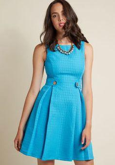 So Sixties A-Line Dress
