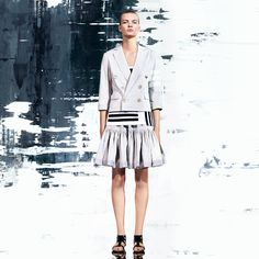 How do you like this carefree, summery women's Look from the @y-3 S/S 2013 collection? #adidas #Y3