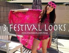 Need Outfit Inspiration? Check out this blog on great festival looks!