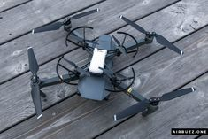 DJI Mavic Pro looks huge compared to this small drone.