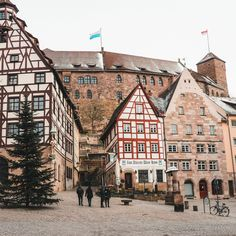 Old fort walls across from Nuremberg Hotel in Germany near christmas markets Best European Christmas Markets, Nuremberg Christmas Market, Christmas Markets Germany, European Weekend Breaks, European Road Trip, Best Cities In Europe, Travel Through Europe, Road Trip Essentials, Viajes
