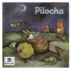 Title Slide of Pilocha Web Gallery, Stories For Kids, Storytelling, Books, Teaching Spanish, Google, Albums, Amp, Children's Library