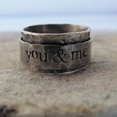 You & Me Ring.....I Like it.