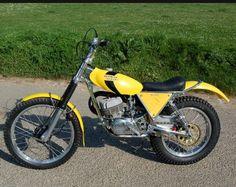 1977 RL250 Beamish Suzuki