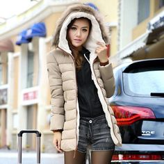 33.38$  Watch now - https://alitems.com/g/1e8d114494b01f4c715516525dc3e8/?i=5&ulp=https%3A%2F%2Fwww.aliexpress.com%2Fitem%2FWinter-coat-women-Down-Parkas-casaco-feminino-women-jacket-winte-2015-new-Fashion-Slim-In-the%2F32455132109.html - Winter coat women Down & Parkas women jacket winter 2016 new Fashion Slim In the long section jacket woman