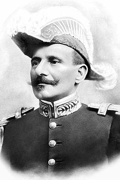 Hermes da Fonseca foi o oitavo Presidente do Brasil governou de1910 a 1914 pelo Partido Republicano Conservador