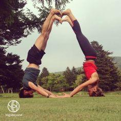 #partneryoga #yoga