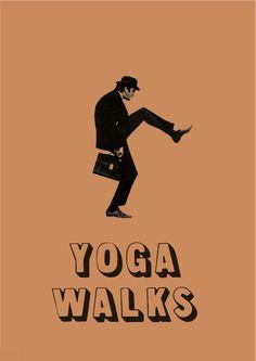 yoga walks
