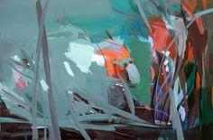 "Saatchi Art Artist Ute Laum; Painting, ""Easter promenade I"" #art"