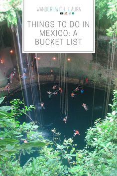 Things I Wish I'd Done in Mexico