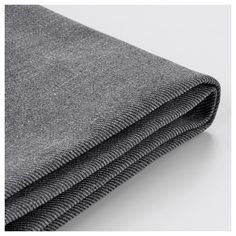 IKEA - EKTORP, sofa cover, Nordvalla dark gray, The cover is easy to keep clean as it is removable and can be machine washed. Please check with your local authorities to make sure that the product complies with any specific requirements for business use. Ikea Ektorp Cover, Grey Roller Blinds, Loveseat Covers, Ikea Family, Nouveau Look, Ikea Chair, Stavanger, Gray Sofa, Modular Sofa
