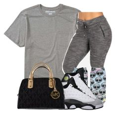 """""""This is .........."""" by wateveruwant ❤ liked on Polyvore featuring Billabong, Retrò and Michael Kors"""