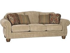 Shop for Mayo Manufacturing Corporation , 3180 Sofa, and other Living Room Sofas at Moore Furniture Company in Cleveland, TX. Brilliant design and tasteful aesthetics make this sofa an incomparable addition. A crafty blend of fashion and function allow this sofa to bring fundamental elements to your home without sacrifice.