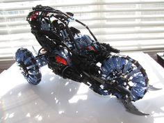 Terraxus Trike by Technean.deviantart.com on @DeviantArt