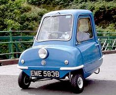 Peel P50 - You know you want one!