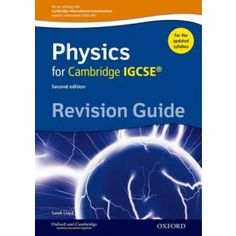 9780198308744, Complete SComplete Physics for Cambridge IGCSE Revision Guide