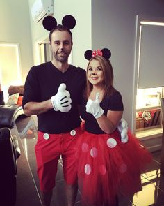 funny couples wearing disney costumes dress up party down pinterest kost m. Black Bedroom Furniture Sets. Home Design Ideas
