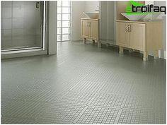 Vinil pločica za podove i zidove: karakteristike, dizajn, stil