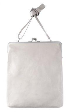 XL Bügeltasche für Tablet in DinA4 Format  Handtasche aus Leder für Damen #Tasche