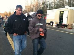 Keith Rocco Injures Wrist In Waterford Speedbowl SK Modified Heat Race; Will Attempt To Compete