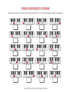 1000+ images about Piano classes on Pinterest | Music Worksheets ...