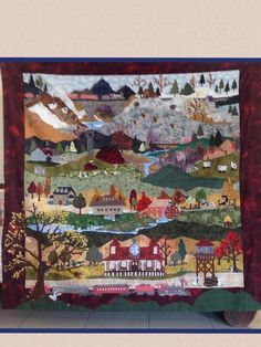 Featured Member Quilts: January 29 - 24 Blocks