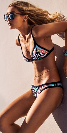 Seafolly Swim Kasbah Bikini - Cute Bikinis and Swimwear