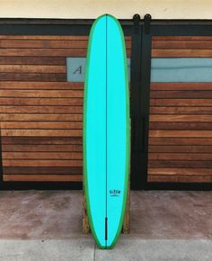 "albumsurf: ""9'9"" X 23"" X 3.25"" Coda available at @albumsurf and albumsurf.com // #albumsurfboards #albumcoda (at Album Surf) """
