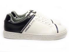 6d4c7c44fa9 Versace jeans sneakers 77199 - wit / combi vind je bij Emmen schoenen de  (online) winkel voor mooie schoenen