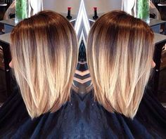15 Short Blonde Ombre Hair | The Best Short Hairstyles for Women 2015