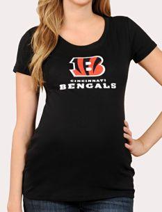 Cincinnati Bengals NFL Maternity T Shirt