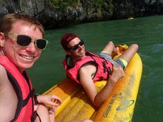 Photos from my day trip to Phang Nga Bay with John Gray Sea Canoes and OUT Adventures. A day of sea-kayaking