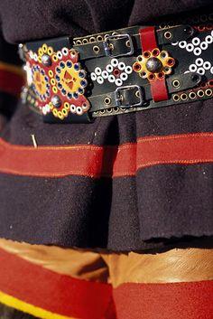 Sami traditional belt