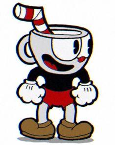 Resultado de imagen de cuphead characters
