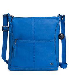 The Sak Handbag, Iris Leather Crossbody Bag - Handbags & Accessories - Macy's $66