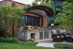 Outdoor Küchen Ideen   Moderne Gestaltungsvarianten