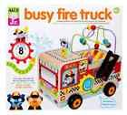 ALEX Toys ALEX Jr. Busy Fire Truck Activity Center .