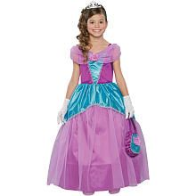 Iris Ally? - -> Princess Iris Halloween Costume - Child Size Small 5-7