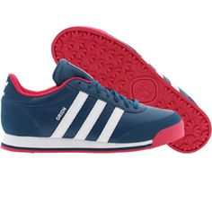 Adidas Big Kids Orion 2 J (blue / tribe blue / runninwhite / vivber) G99836 - $52.00