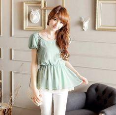 Amazon.co.jp: (フルールドリス)Fluer de lis シフォン バックリボン シャツ ブラウス アパレル レディース ファッション 服 251-t1-9099cf: 服&ファッション小物